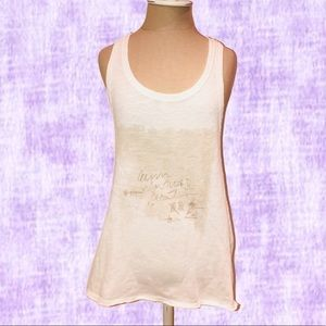 Truly Madly Deeply Graphic Racerback Tank